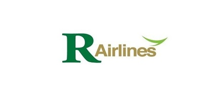 Logo of R Airlines