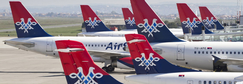 Fleet of Air Serbia