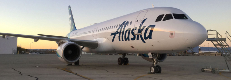 Alaska Airlines Airbus A320-200