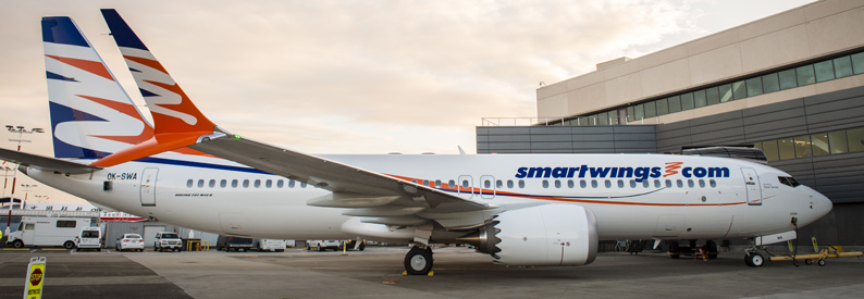 Smartwings Boeing 737-8