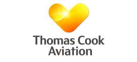 Logo of Thomas Cook Aviation