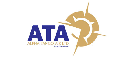 Logo of ATA Alpha Tango Air