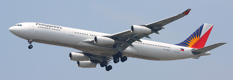 Philippine Airlines Airbus A340-300