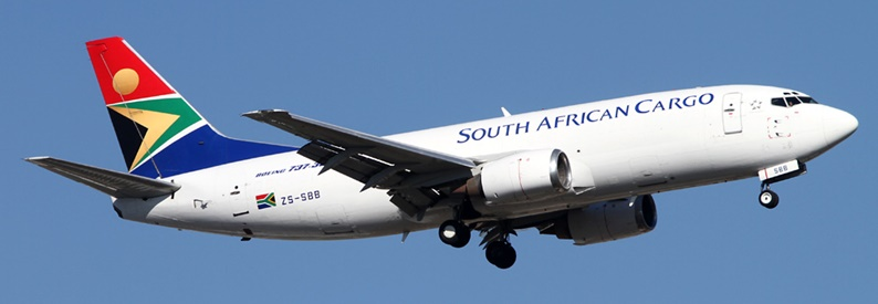 South African Airways Boeing 737-300F