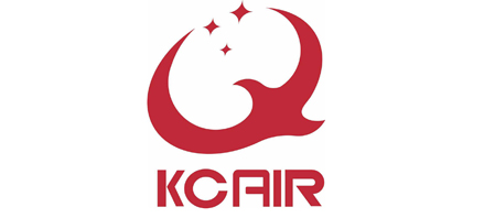 Logo of KC International Airlines