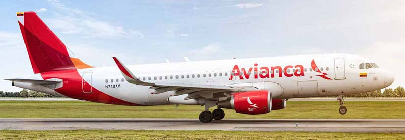 Avianca Holdings to dispose of 14 A320 Family jets to FTAI