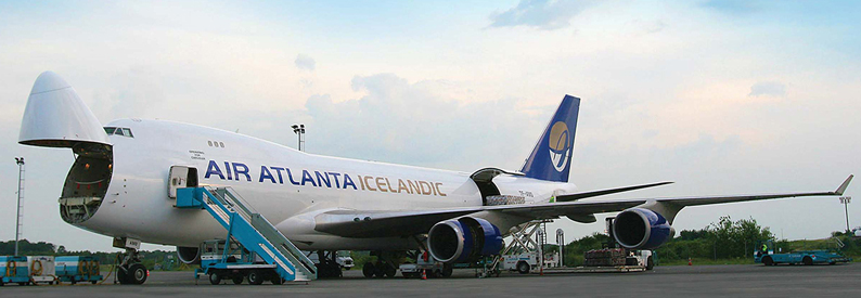 Air Atlanta Icelandic Boeing 747-400F