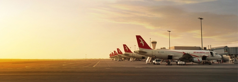 Fleet of Air Arabia