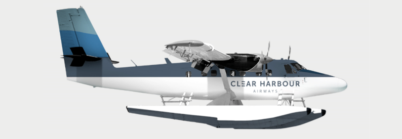 Illustration of Clear Harbour Airways DeHavilland DHC-6