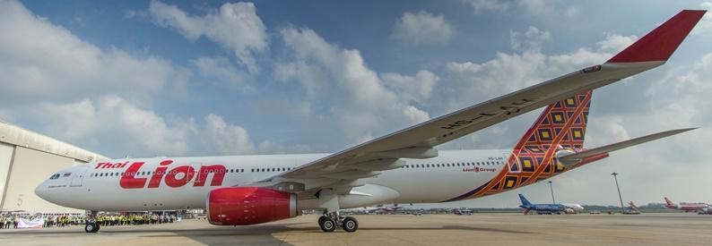 Thai lion air launches domestic a330 ops ch aviation thai lion air airbus a330 300 stopboris Gallery