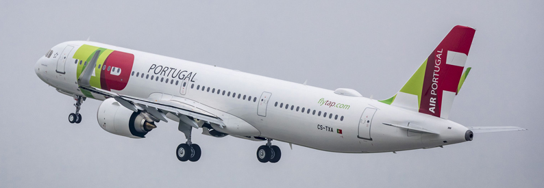 Illustration of TAP Air Portugal Airbus A321-200N