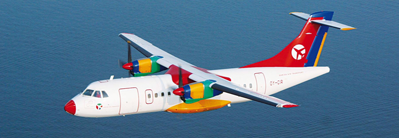 DAT - Danish Air Transport ATR42-300