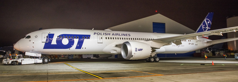 LOT Polish Airlines Boeing 787-9