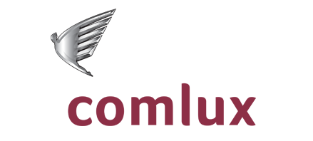 Logo of Comlux Aviation