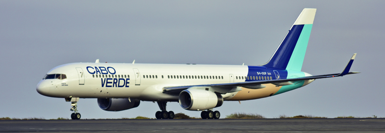 Cabo Verde Airlines Boeing 757-200