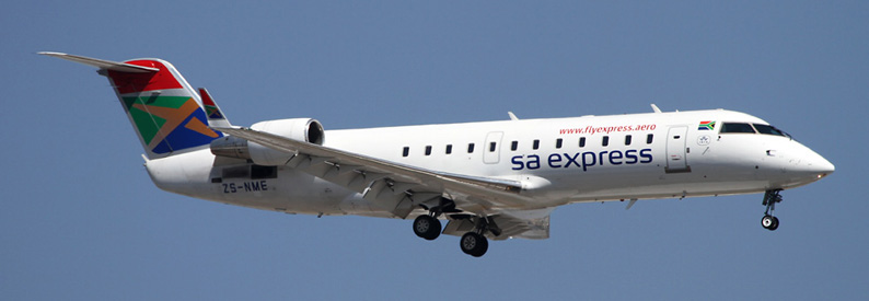 South African Express Bombardier CRJ200