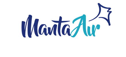 Logo of Manta Air