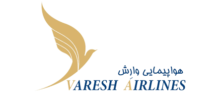 Logo of Varesh Airlines