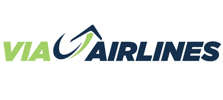 Logo of Via Airlines