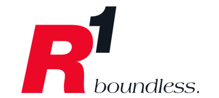 Logo of R1 Airlines