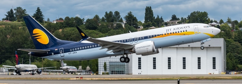 Jet Airways Boeing 737-8