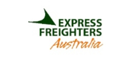 Logo of Express Freighters Australia