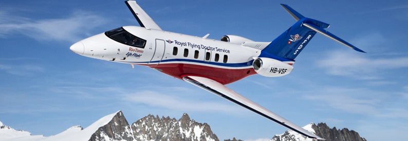 Royal Flying Doctor Service Pilatus PC-24
