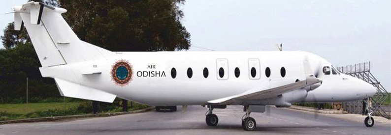Illustration of Air Odisha Beech 1900D