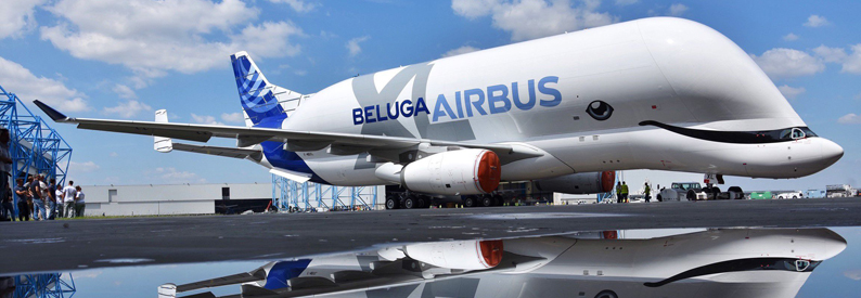Airbus A330-700ST Beluga XL Freighter
