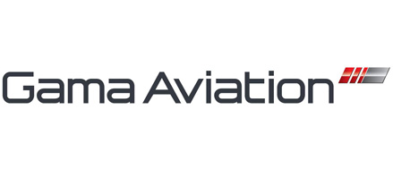 Logo of Gama Aviation