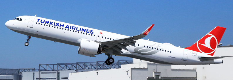 Turkish Airlines Airbus A321-200neo