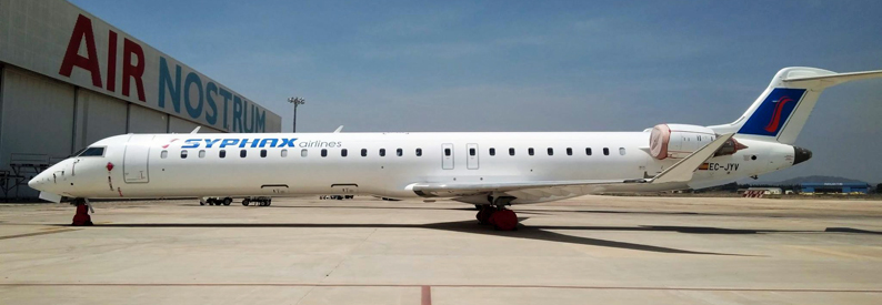 Syphax Airlines Bombardier CRJ900
