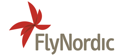 Logo of flynordic