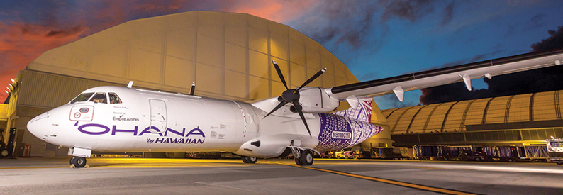 Hawaiian Airlines Launches Regional Dedicated Freighter Ops Ch
