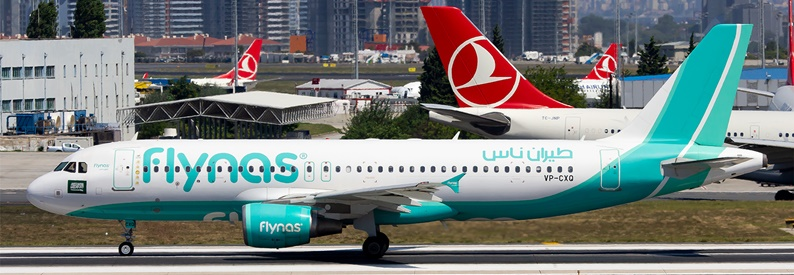 flynas Airbus A320-200