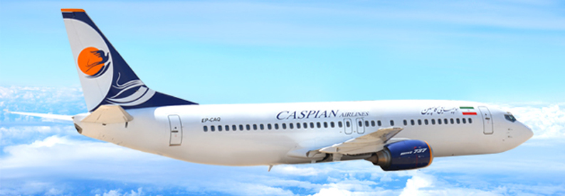 Caspian Airlines Boeing 737-400
