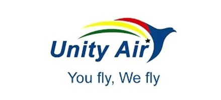 Logo of Unity Air (Ghana)