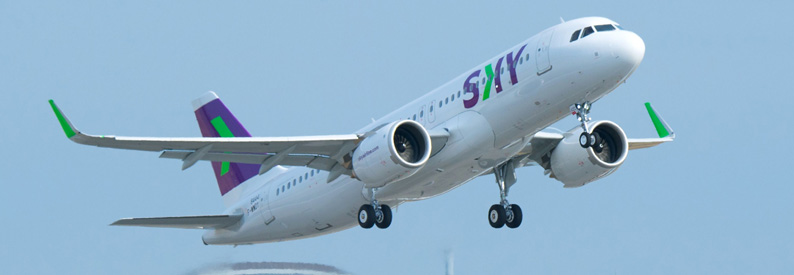 SKY Airline (Chile) Airbus A320-200N
