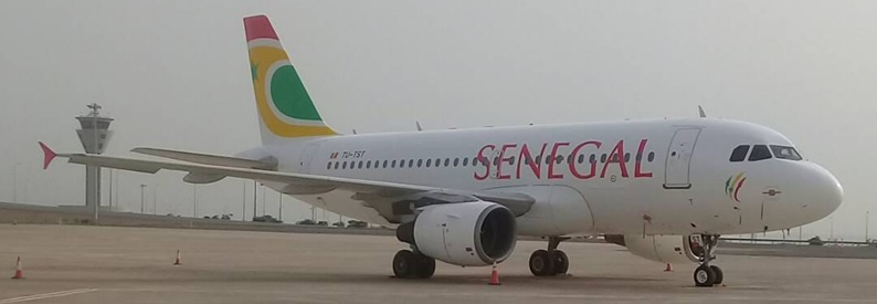 Air Sénégal Airbus A319-100