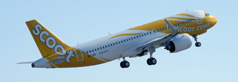 Scoot Airbus A320-200N