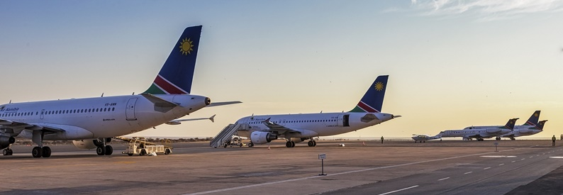 Air Namibia Tails
