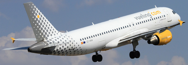 Vueling Airlines Airbus A320-200