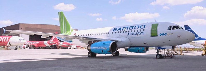 Bamboo Airways Airbus A319-100