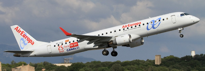 Air Europa Embraer EMB-195