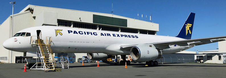 Pacific Air Express Boeing 757-200F