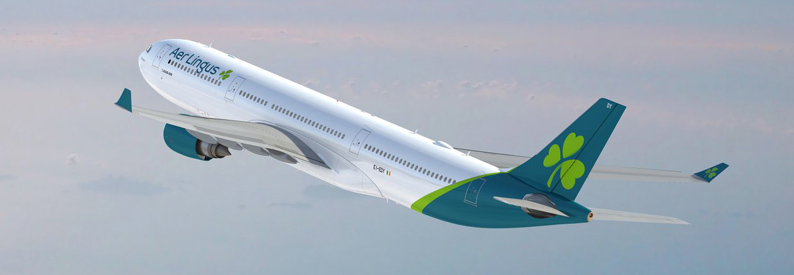 Illustration of Aer Lingus Airbus A330-300