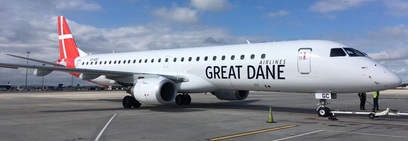Great Dane Airlines Embraer E195