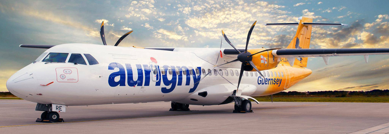 Aurigny Air Services ATR72-500