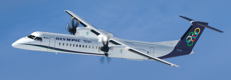 Olympic Air Bombardier DHC-8-Q400