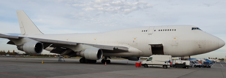 ACE Belgium Freighters Boeing 747-400F